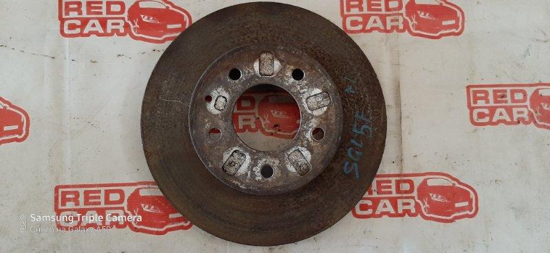 Тормозной диск Mazda Bongo Friendee SGL5 WL-T передний (б/у)