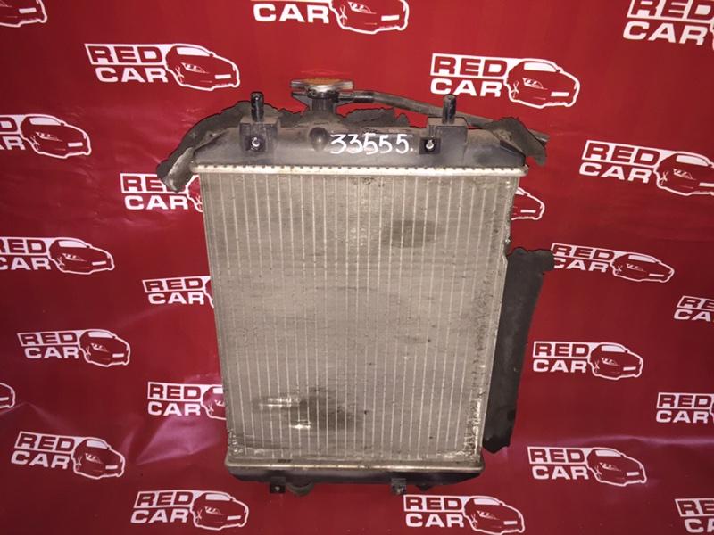 Радиатор основной Honda Partner EY8 D16A (б/у)