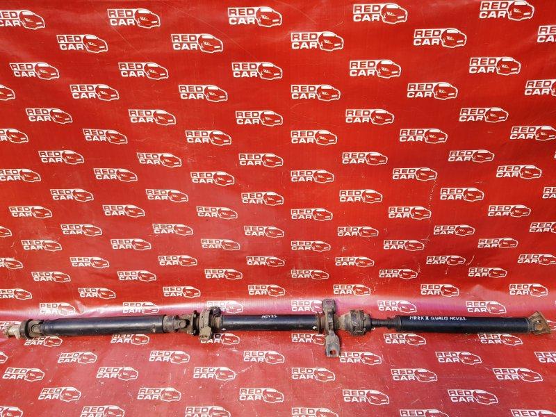 Карданный вал Toyota Mark Ii Qualis MCV25 2MZ задний (б/у)