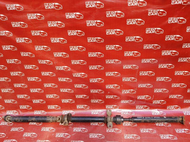 Карданный вал Toyota Mark Ii Qualis MCV25 1MZ задний (б/у)