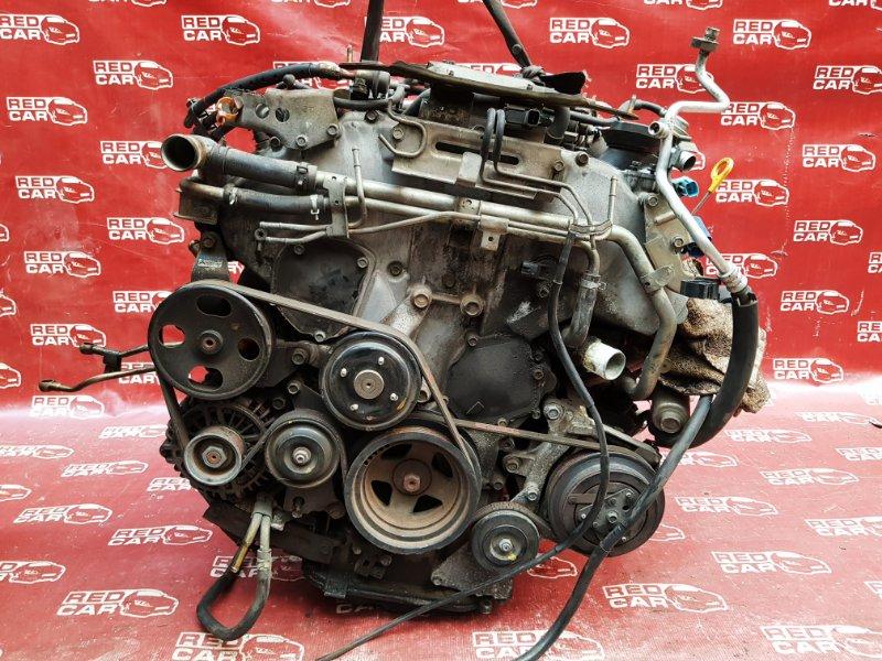 Двигатель Nissan Cima HF50-701115 VQ30DET 2004 (б/у)