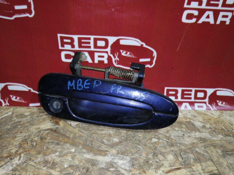 Ручка двери внешняя Mazda Efini Ms-8 MBEP-150568 KF 1993 передняя правая (б/у)