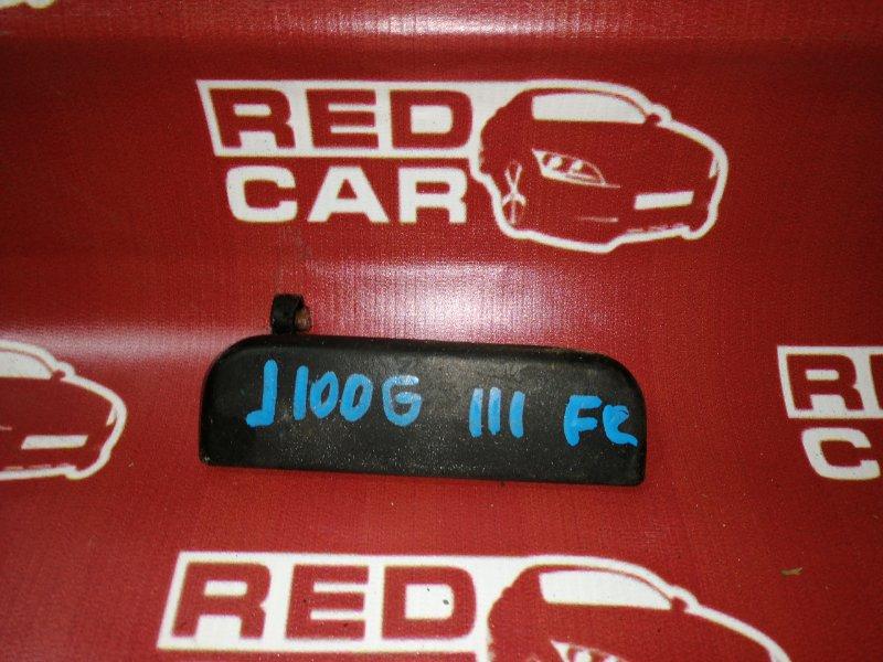 Ручка двери внешняя Daihatsu Terios J100G-005982 HC 1997 передняя правая (б/у)