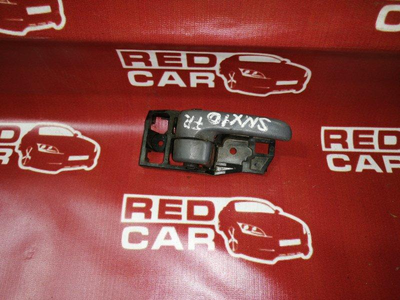Ручка двери внутренняя Toyota Gaia SXN10 передняя правая (б/у)