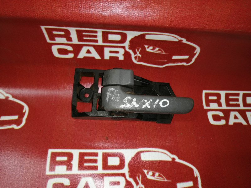 Ручка двери внутренняя Toyota Gaia SXN10 передняя левая (б/у)