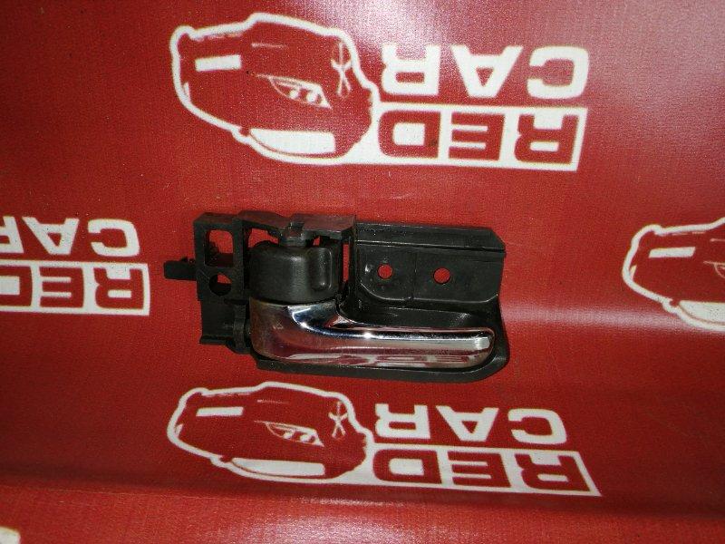Ручка двери внутренняя Toyota Avensis AZT255-0006629 1AZ 2006 передняя левая (б/у)