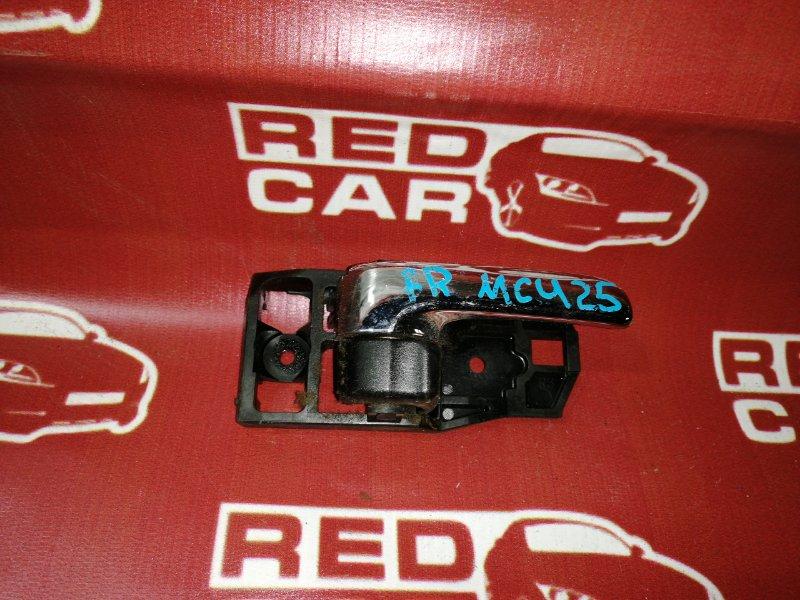 Ручка двери внутренняя Toyota Kluger MCU25 задняя правая (б/у)