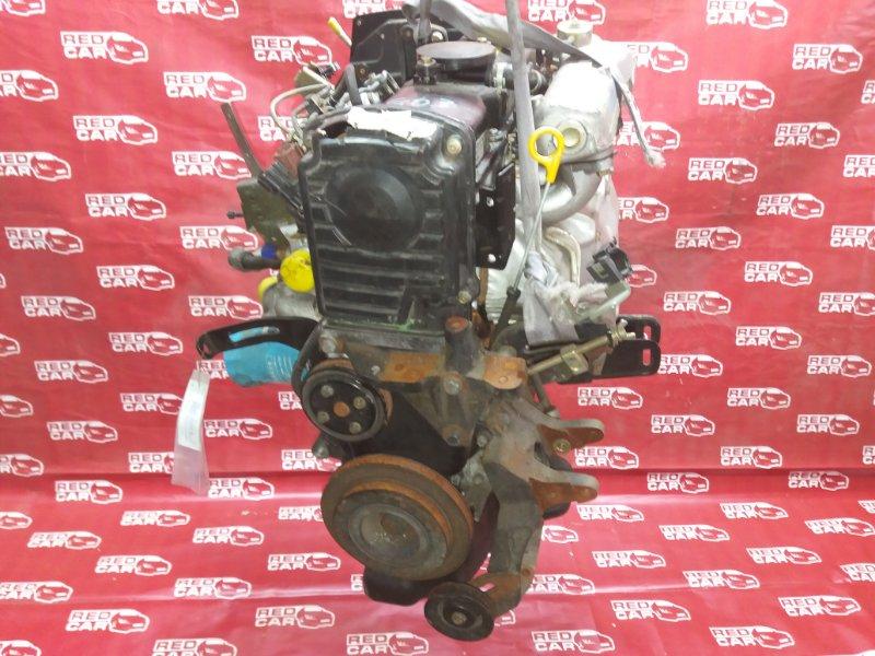 Двигатель Nissan Bluebird SU14 CD20 (б/у)