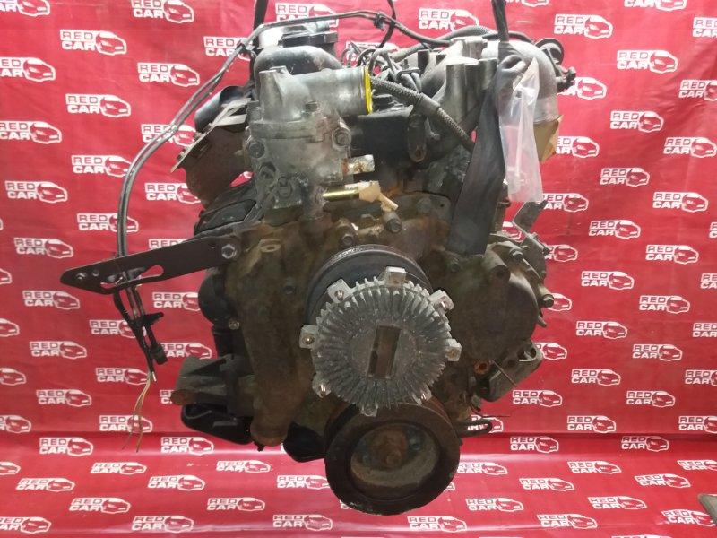 Двигатель Mitsubishi Canter FE437E 4D33 (б/у)