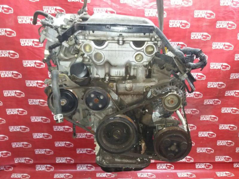 Двигатель Nissan Avenir PNW11-006987 SR20 (DE) (б/у)