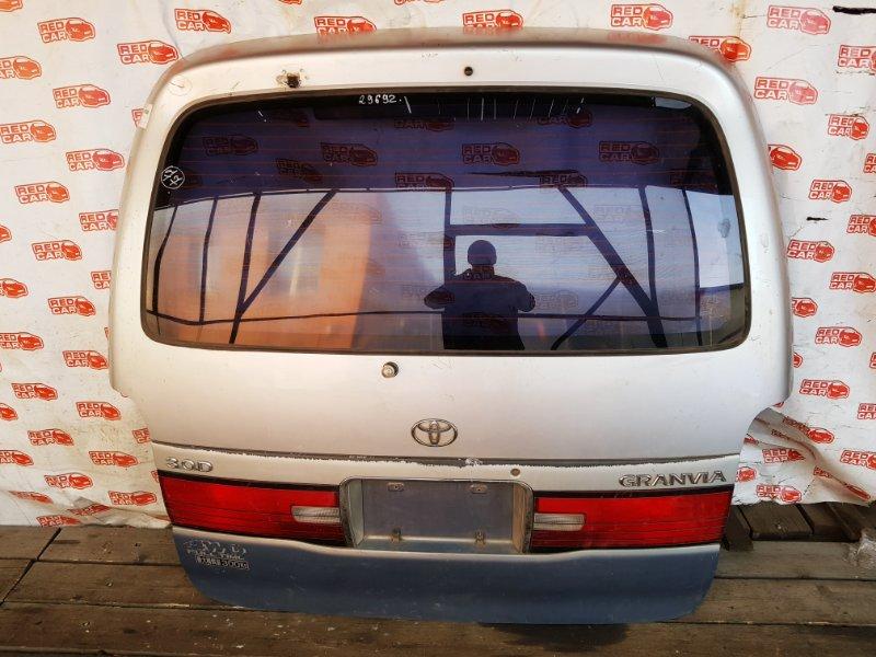 Дверь задняя Toyota Granvia KCH16 (б/у)