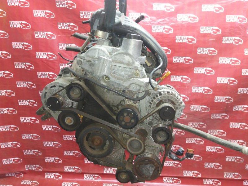 Двигатель Nissan Tiida NC11-102739 HR15 2004 (б/у)