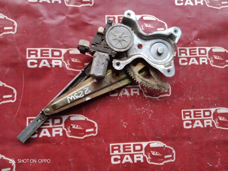 Стеклоподъемник Honda Colt Z21A задний правый (б/у)