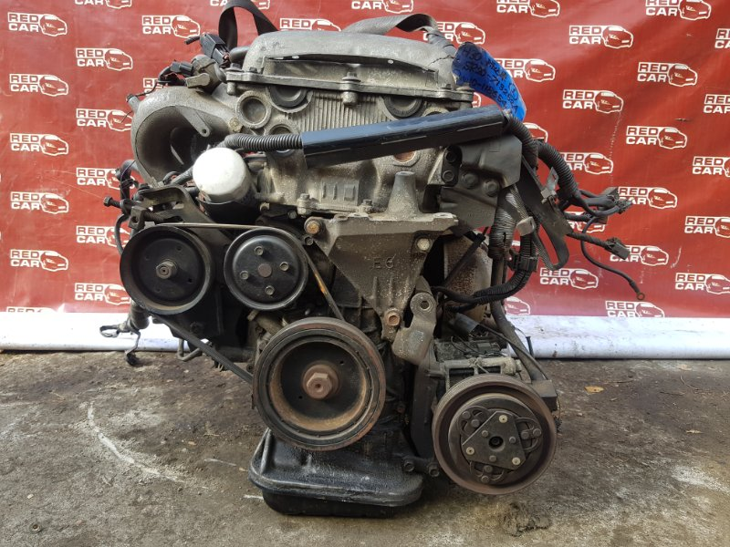 Двигатель Nissan Avenir PNW10 SR20DET (б/у)