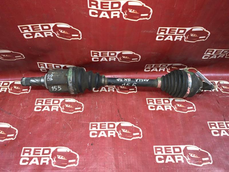 Привод Mazda Axela BK3P L3 передний левый (б/у)