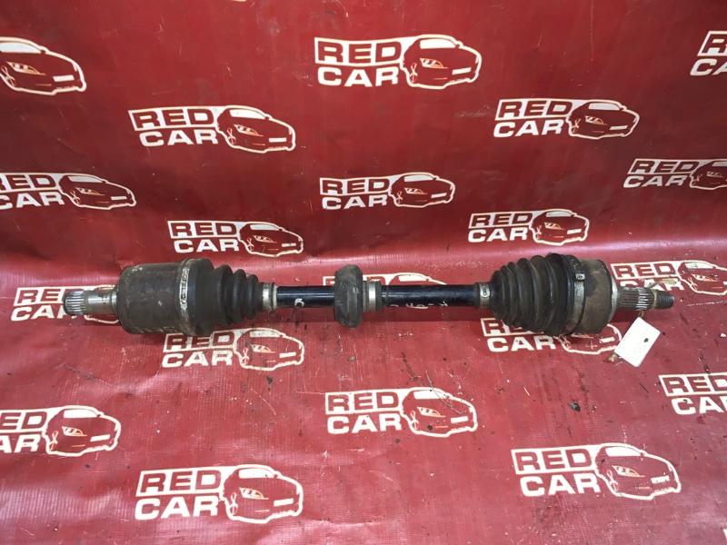 Привод Honda Edix BE3 K20A передний левый (б/у)