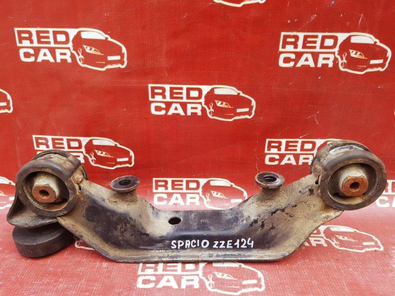 Подушка редуктора Toyota Corolla Spacio ZZE124 1ZZ задняя (б/у)