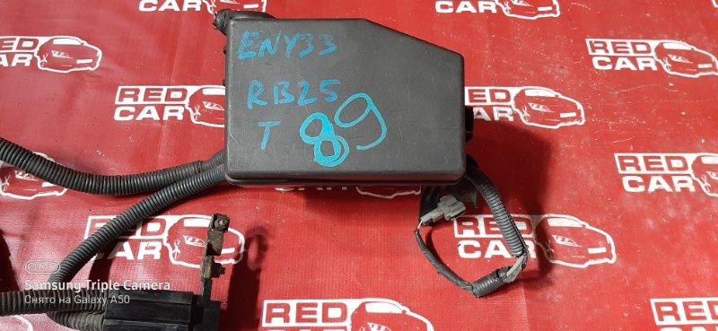 Блок предохранителей под капот Nissan Gloria ENY33 (б/у)