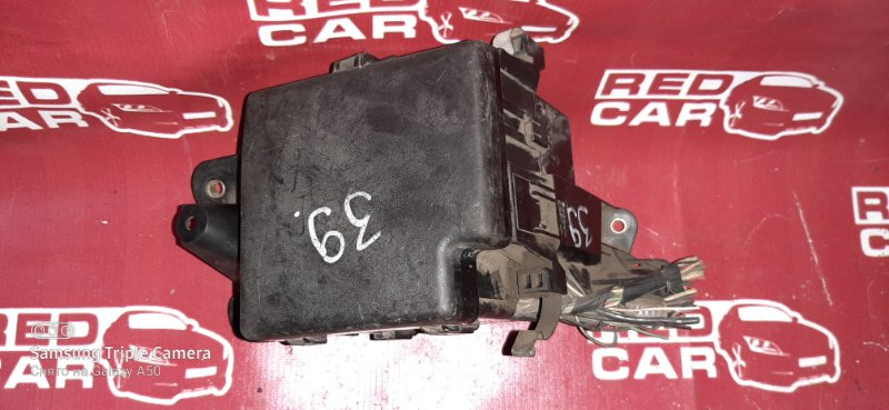Блок предохранителей под капот Toyota Celsior UCF31 3UZ (б/у)