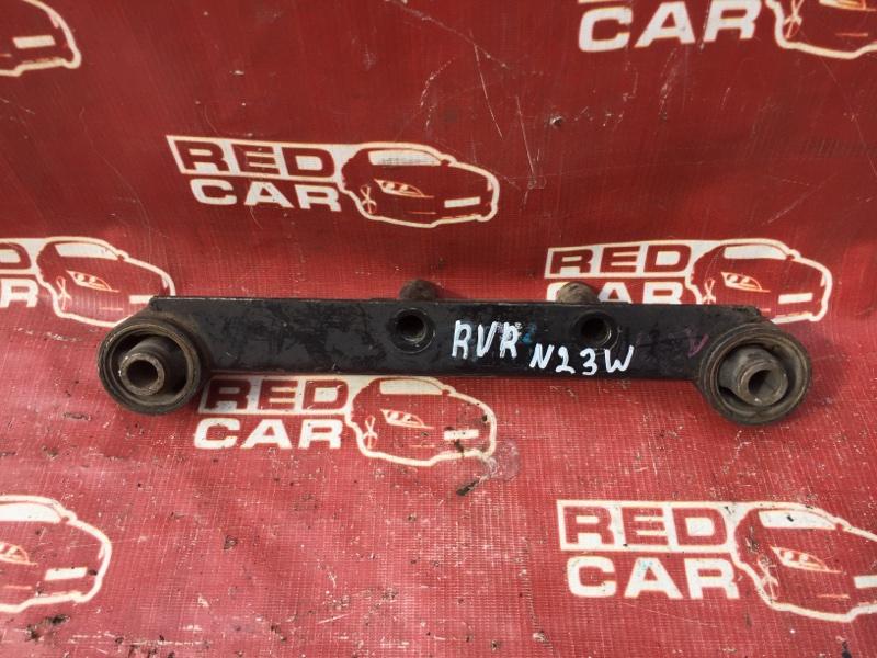 Подушка редуктора Mitsubishi Rvr N23W задняя (б/у)