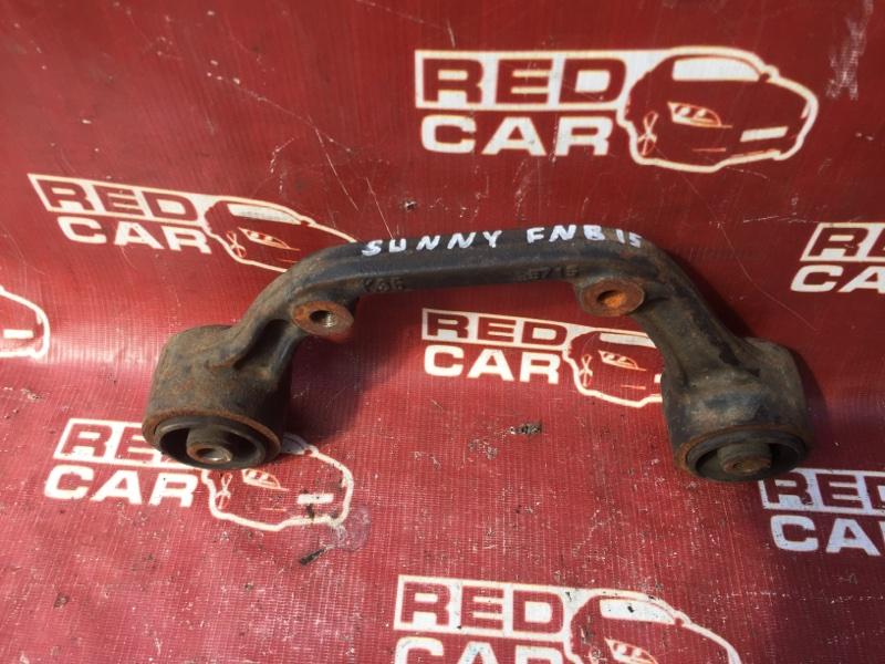 Подушка редуктора Nissan Sunny FNB15 задняя (б/у)