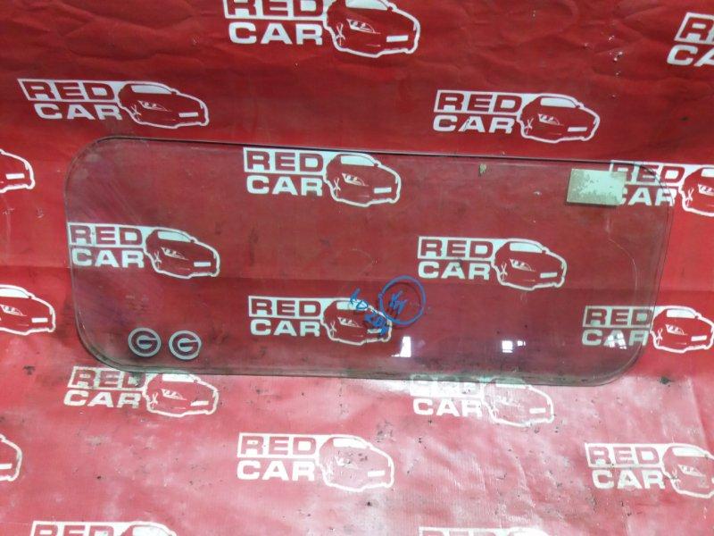 Стекло Mitsubishi Canter FD50AB 4M40 2001 заднее (б/у)