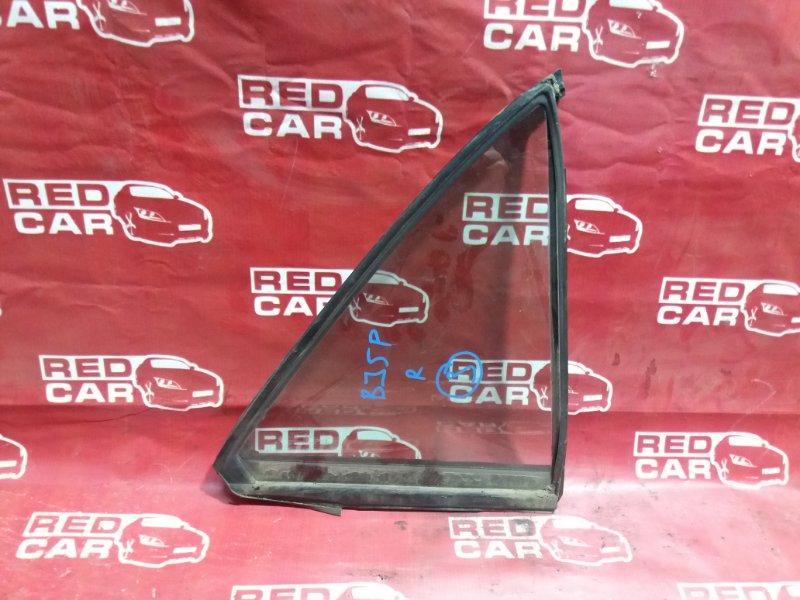 Форточка двери Mazda Familia BJ5P-310965 ZL задняя правая (б/у)