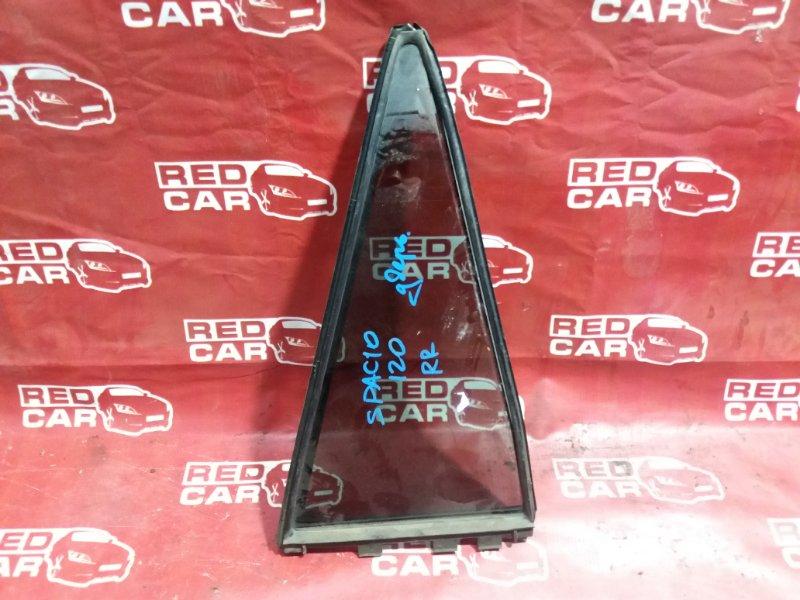 Форточка двери Toyota Corolla Spacio NZE121 задняя правая (б/у)