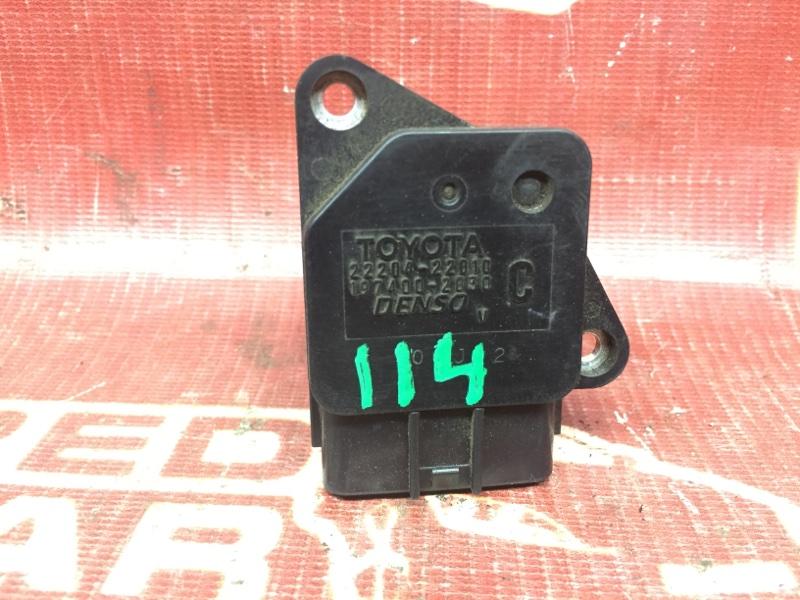 Датчик расхода воздуха Toyota Vitz SCP90-5070321 2SZ 2007 (б/у)