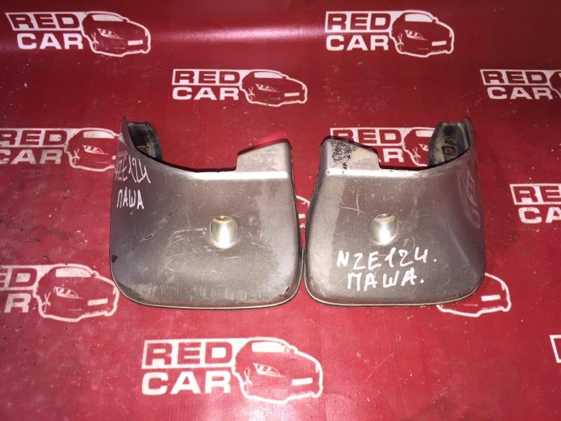 Брызговики комплект Toyota Corolla Spacio NZE121 1NZ задние (б/у)