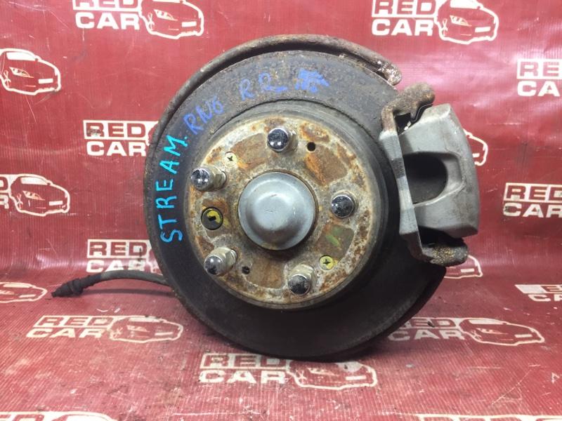 Ступица Honda Stream RN6-1011525 R18A 2006 задняя правая (б/у)