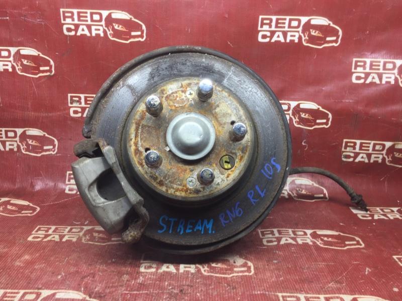 Ступица Honda Stream RN6-1011525 R18A 2006 задняя левая (б/у)