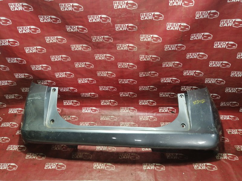 Бампер Toyota Ractis NCP100 задний (б/у)