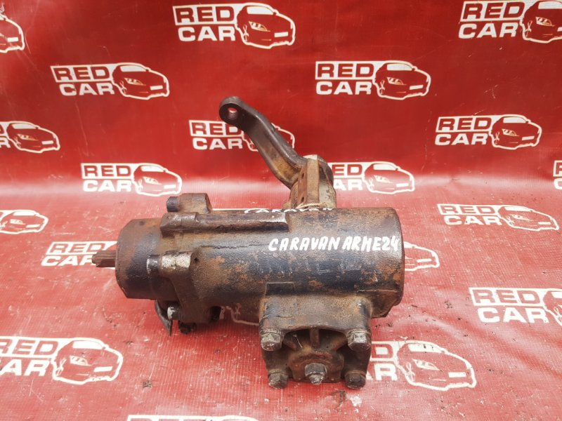 Рулевой редуктор Nissan Caravan ARME24 TD27 (б/у)