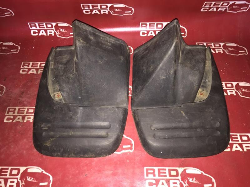 Брызговики комплект Honda Stepwgn RF2 B20B задние (б/у)