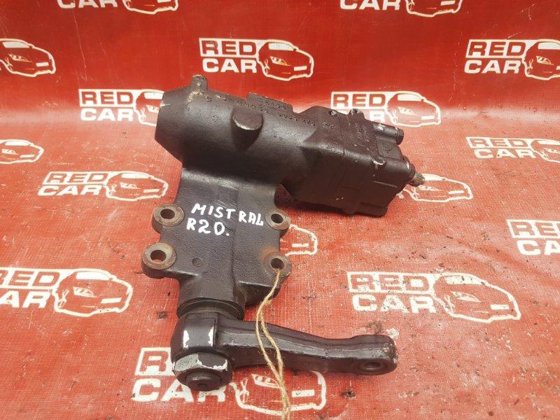 Рулевой редуктор Nissan Mistral R20 TD27T (б/у)