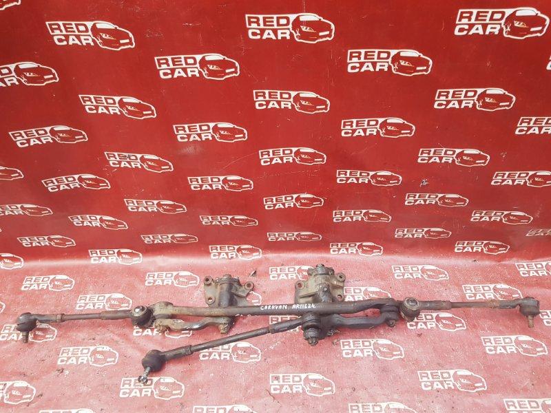 Рулевая трапеция Nissan Caravan ARME24 TD27 (б/у)