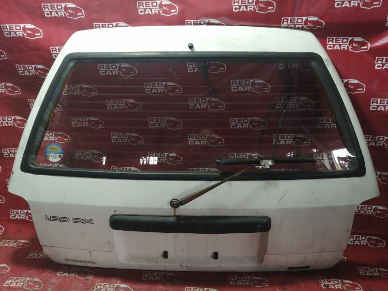 Дверь задняя Toyota Corolla CE96-0041518 1C 1989 (б/у)