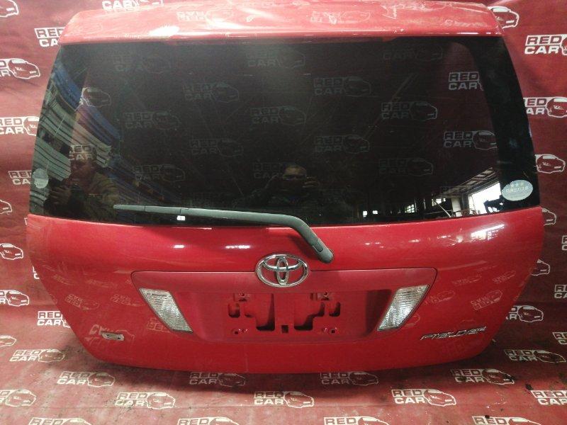 Дверь задняя Toyota Fielder NZE121 (б/у)
