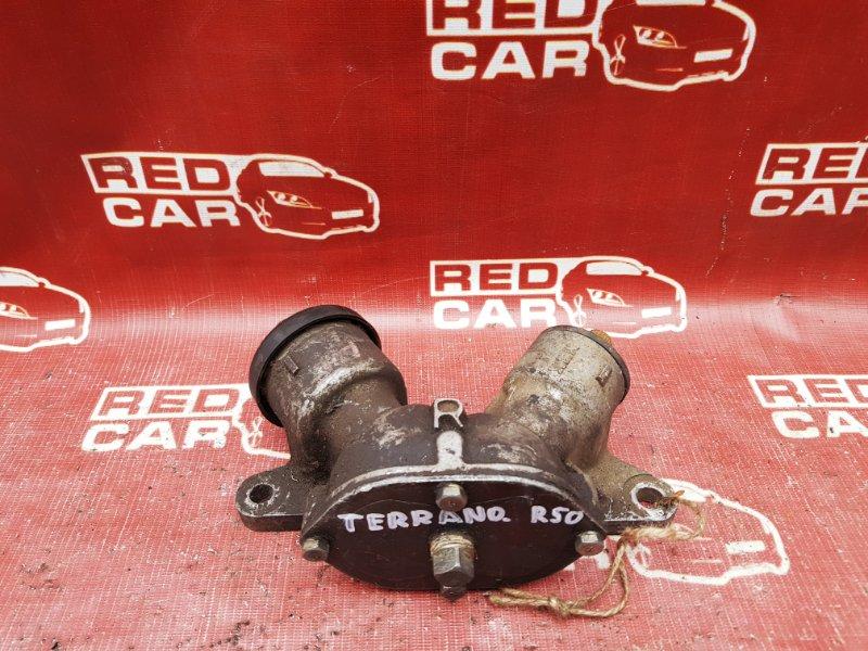 Угловой редуктор Nissan Terrano R50 QD32 (б/у)
