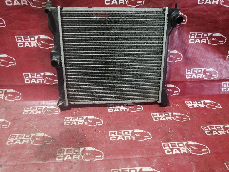 Радиатор основной Mitsubishi I HA1W (б/у)