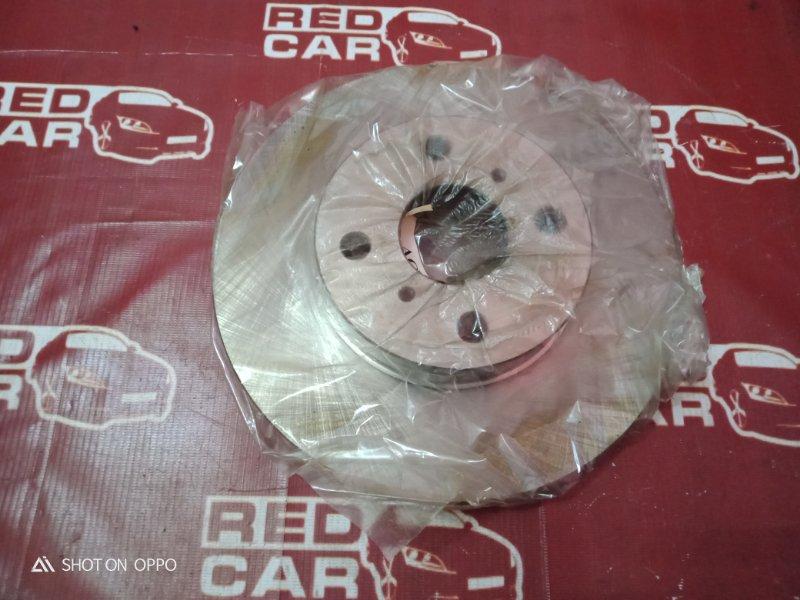 Тормозной диск Toyota Levin AE101 передний