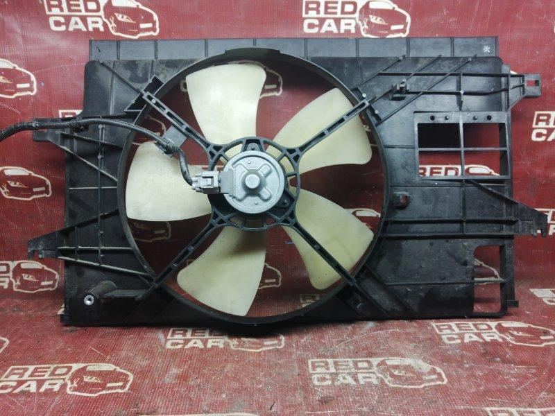 Диффузор радиатора Mitsubishi Colt Plus Z24W-0300176 4A91 2005 (б/у)