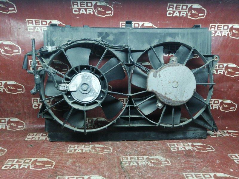 Диффузор радиатора Toyota Avensis AZT255-0006629 1AZ 2006 (б/у)