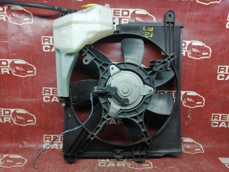 Диффузор радиатора Subaru R2 RC2 (б/у)