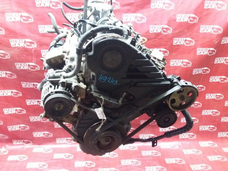 Двигатель Toyota Caldina CT198-0003892 2C (б/у)
