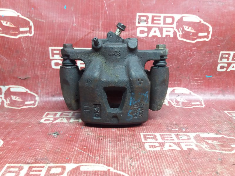 Суппорт Toyota Gaia ACM15-0001726 1AZ 2002 передний правый (б/у)