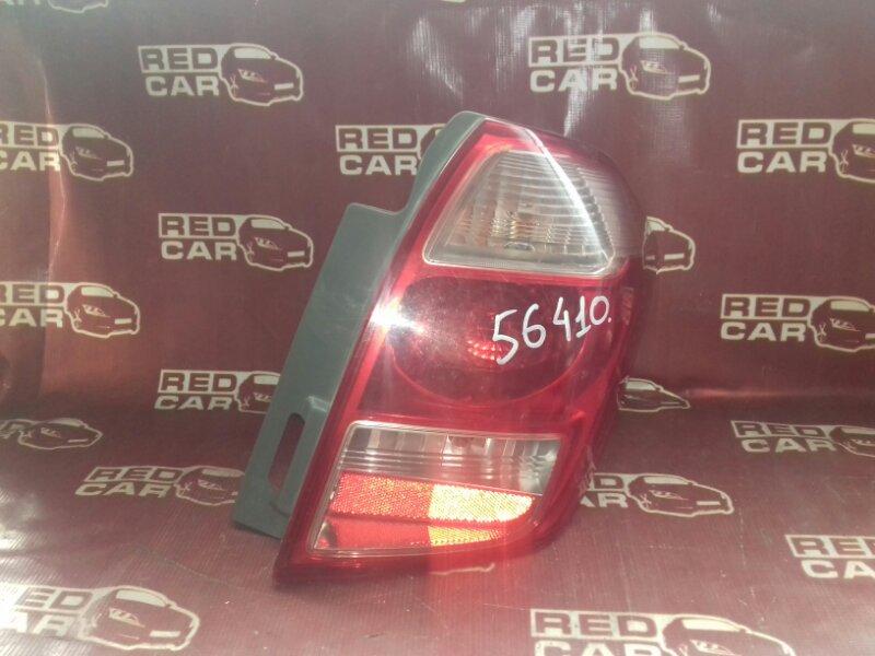 Стоп-сигнал Toyota Ractis NCP100 правый (б/у)