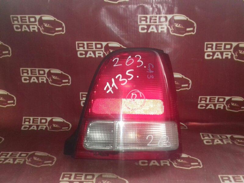 Стоп-сигнал Honda Logo GA3 правый (б/у)