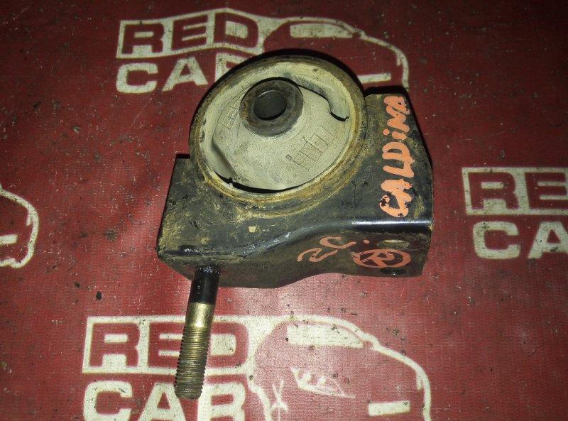 Подушка кпп Toyota Caldina CT198 2C задняя (б/у)